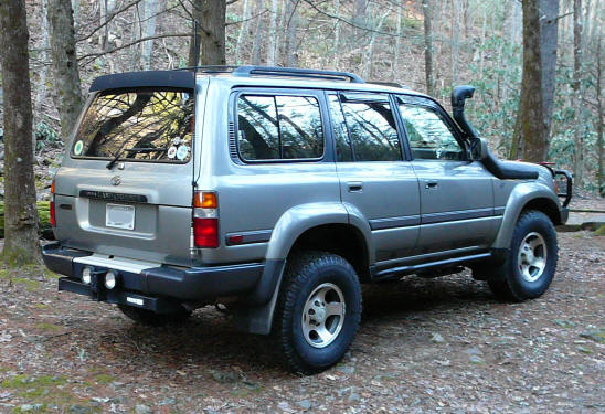 Expedition Land Cruiser Fzj80